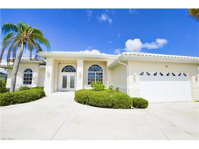 Punta Gorda Single Family Home For Sale: 92 W Hibiscus Dr