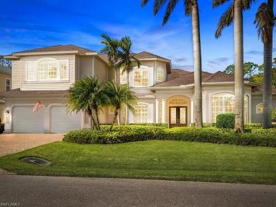 Naples FL Single Family Home For Sale: $1,095,000