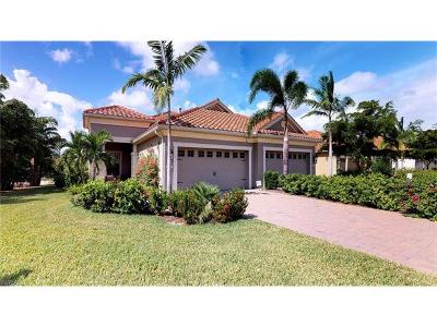 Estero Single Family Home For Sale: 21572 Misano Dr