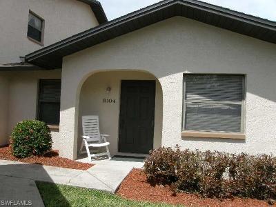Bonita Springs Condo/Townhouse For Sale: 10021 Maddox Ln #104