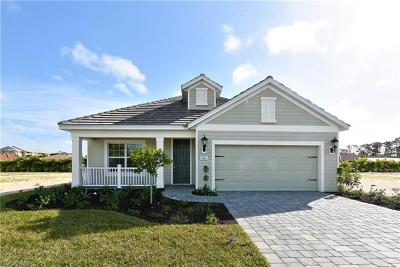 Fort Myers Single Family Home For Sale: 19811 Coconut Harbor Cir