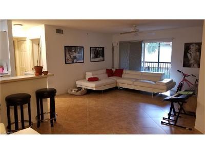 Bonita Springs Rental For Rent: 8940 Colonnades Ct E #726