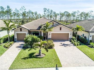 Estero Single Family Home For Sale: 20445 Black Tree Ln