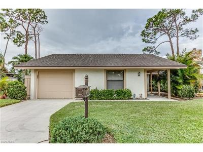 Fort Myers Single Family Home Pending With Contingencies: 16737 Pheasant Ct