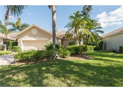 Bonita Springs Single Family Home For Sale: 25015 Pinewater Cove Ln