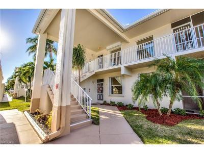 Estero Condo/Townhouse For Sale: 20730 Country Creek Dr #721