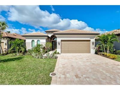 Bonita Springs Single Family Home For Sale: 28440 San Amaro Dr