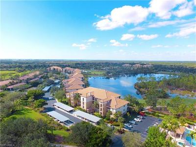 Estero Condo/Townhouse For Sale: 4620 Turnberry Lake Dr #104