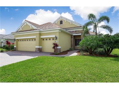 Estero Single Family Home For Sale: 21300 Estero Palm Way
