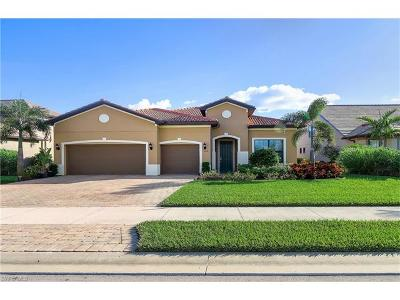 Estero Single Family Home Pending With Contingencies: 20961 Corkscrew Shores Blvd