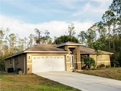 Bonita Springs Single Family Home For Sale: 24265 Claire St