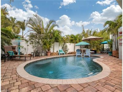 Fort Myers Beach Single Family Home Pending With Contingencies: 4880 Coquina Rd