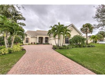 Fort Myers Single Family Home Pending With Contingencies: 13451 Sabal Pointe Dr