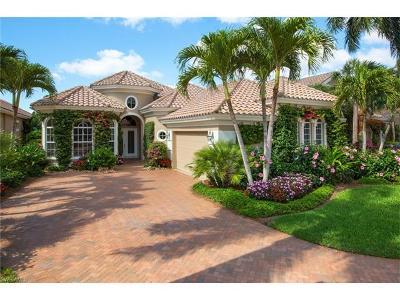 Bonita Springs Single Family Home For Sale: 26372 Mahogany Pointe Ct
