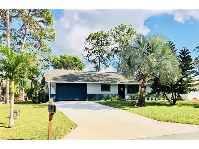 Bonita Springs Single Family Home For Sale: 27088 Jarvis Rd