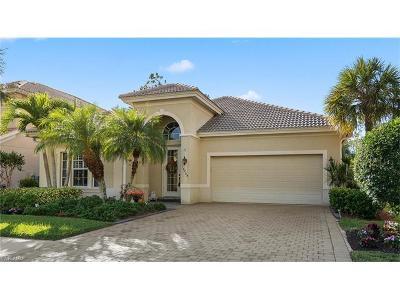 Naples Single Family Home For Sale: 16204 Parque Ln