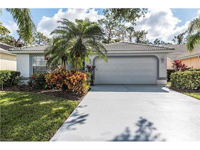 Bonita Springs Single Family Home For Sale: 25661 Inlet Way Ct