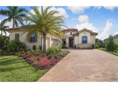 Fort Myers Single Family Home Pending With Contingencies: 18650 Cypress Haven Dr