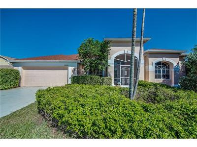 Fort Myers Single Family Home For Sale: 9200 Marigold Ct