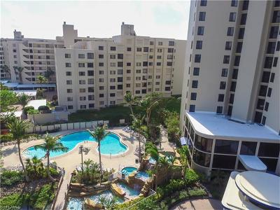 Fort Myers Beach Condo/Townhouse For Sale: 6640 Estero Blvd #103