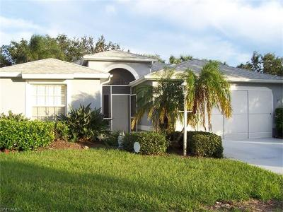 Estero Single Family Home For Sale: 20771 Country Walk Way
