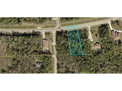 Bonita Springs Residential Lots & Land Pending With Contingencies: 9422 Strike Ln