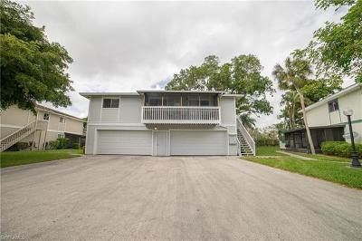 Fort Myers Condo/Townhouse For Sale: 3277 Prince Edward Island Cir #4