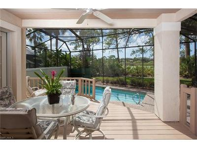 Bonita Springs Single Family Home Pending With Contingencies: 27100 Enclave Dr
