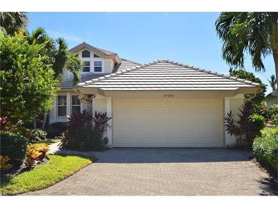 Bonita Springs Single Family Home For Sale: 27240 Enclave Dr