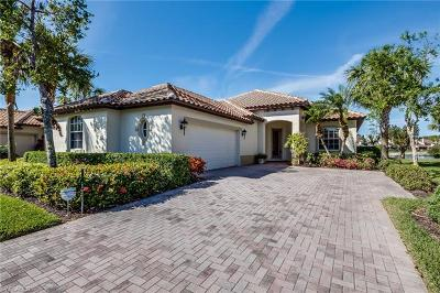 Estero Single Family Home For Sale: 12540 Wildcat Cove Cir