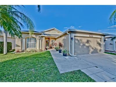 Estero Single Family Home For Sale: 21595 Brixham Run Loop