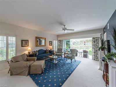 Bonita Springs Condo/Townhouse For Sale: 4240 Lake Forest Dr #411