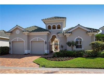 Bonita Springs Single Family Home For Sale: 26349 Augusta Creek Ct