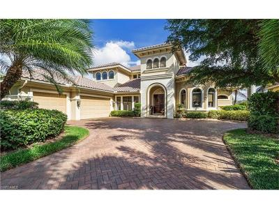 Fort Myers Single Family Home For Sale: 9311 Vittoria Ct
