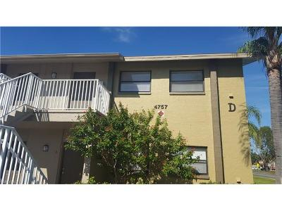 North Fort Myers Condo/Townhouse For Sale: 4757 Orange Grove Blvd #D 12