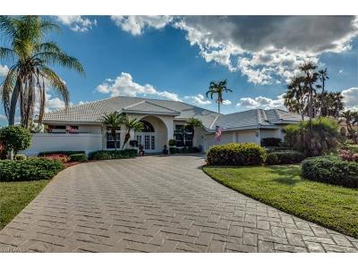 Estero Single Family Home For Sale: 12146 Water Oak Dr
