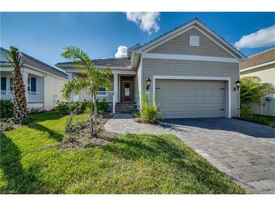 Fort Myers Single Family Home For Sale: 17756 Vaca Ct