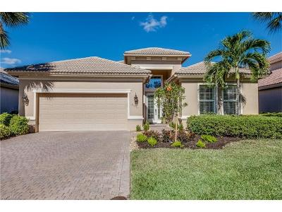 Estero Single Family Home For Sale: 21951 Longleaf Trail Dr