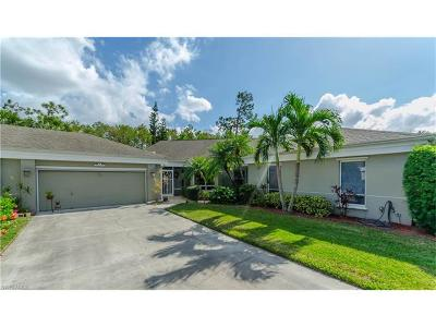 Estero Single Family Home For Sale: 21705 Sungate Ct