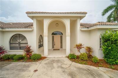 Single Family Home For Sale: 22782 Caroline Dr