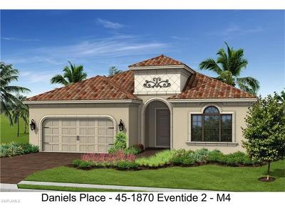 Fort Myers Single Family Home For Sale: 13551 Starwood Ln