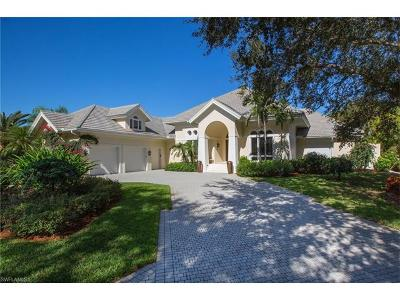 Bonita Springs Single Family Home For Sale: 4410 Green Heron Ct