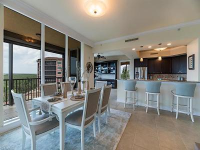 Bonita Springs Condo/Townhouse For Sale: 24031 Via Castella Dr #1404