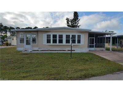 Bonita Springs Single Family Home For Sale: 4685 Pago Pago Ln