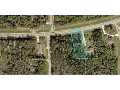 Bonita Springs Residential Lots & Land Pending With Contingencies: 9442 Strike Ln