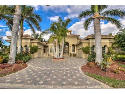 Fort Myers Single Family Home Pending With Contingencies: 3430 Brantley Oaks Dr