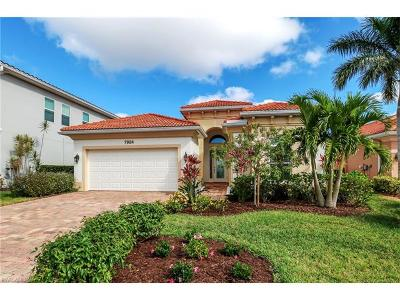 Naples Single Family Home For Sale: 7924 Piemonte Way