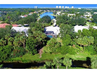 Bonita Springs Single Family Home For Sale: 3581 Lakemont Dr