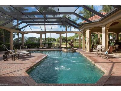 Estero Single Family Home Pending With Contingencies: 22080 Reserve Estates Dr