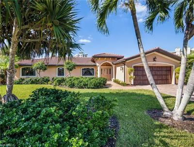 Fort Myers Single Family Home For Sale: 265 Estrellita Dr